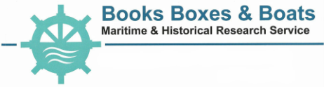 Books Boxes & Boats   Maritime & Historical Research